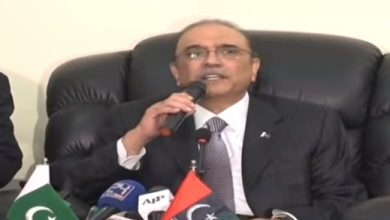 NAB issued arrest warrants for Zardari