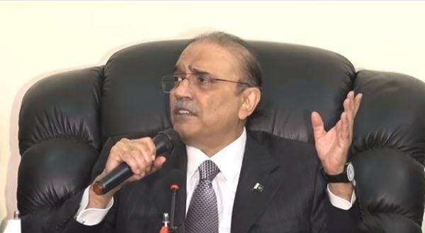 Zardari's Arrest