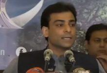 NAB Lahore arrests Hamza Shahbaz