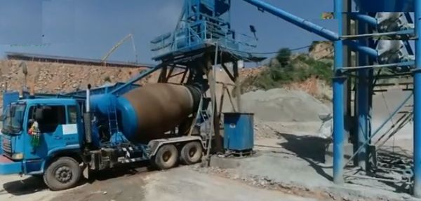 Development Work at site
