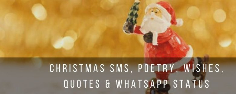 Christmas Wishes and WhatsApp Status