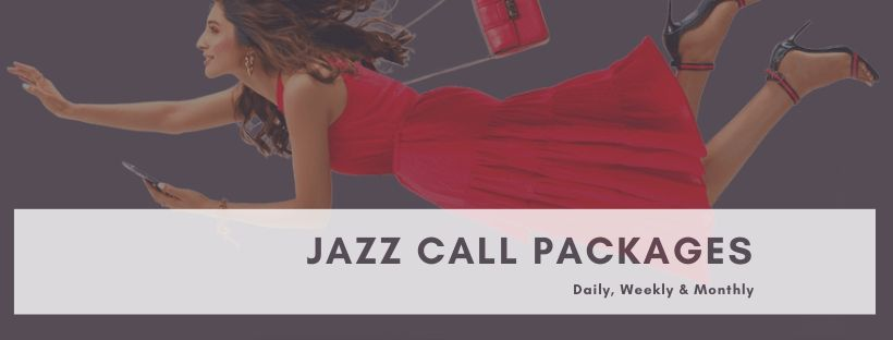 Daily, Weekly and Monthly call packages