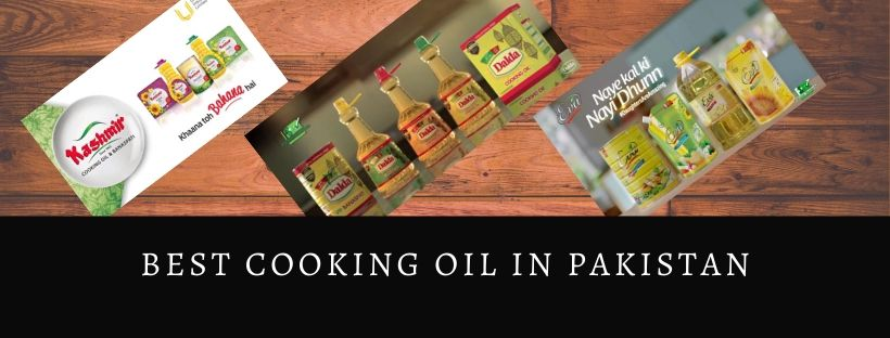 Top-rated & high-quality cooking oils