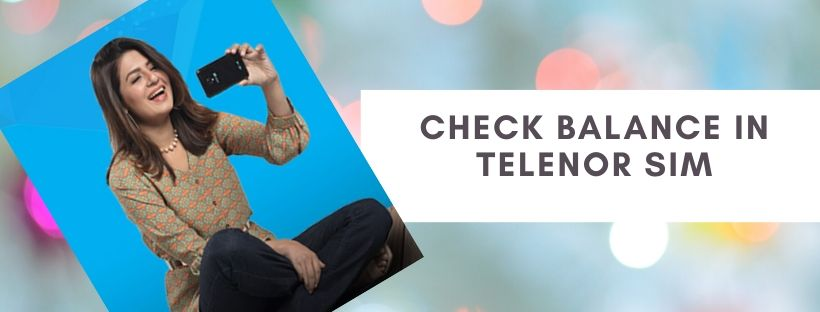Methods to check remaining credit for Telenor users