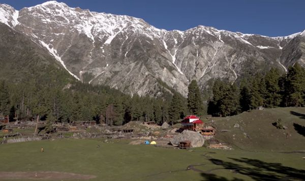 Fairy Meadows Visiting place in Pakistan