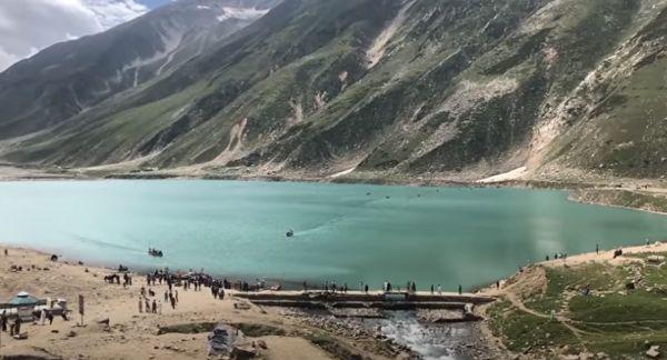 Khayber pukhtunkhawa Lake saiful muluk