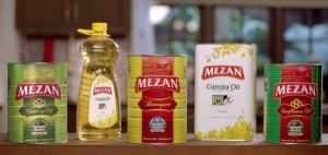 Mezan banaspati and cooking oil