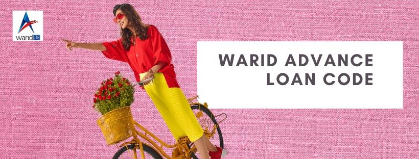 how to get advance balance in Warid