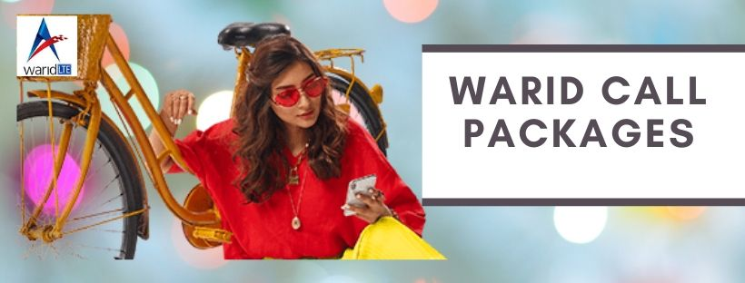 Daily, Weekly and Monthly call packages for Warid users