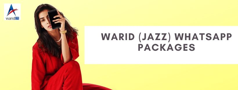 WhatsApp daily and weekly packages by Warid